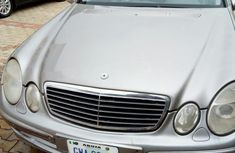 Used 2008 Mercedes-Benz E350 for sale at price ₦1,940,000 in Abakaliki