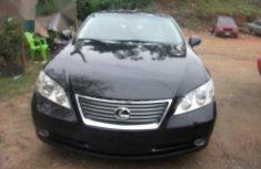 Lexus ES350 2009 Black for sale