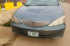 Sell well kept green 2004 Toyota Camry automatic at mileage 120,000