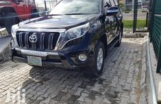 Sell used 2014 Toyota Land Cruiser Prado suv automatic at mileage 65,000