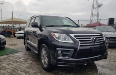 Sell high quality 2011 Lexus LX in Lagos