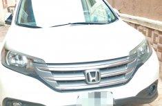 Nigerian used 2015 Honda CRV