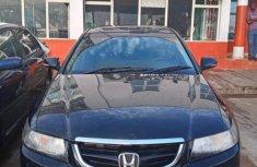 Sell well kept 2005 Honda Accord sedan manual