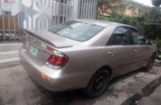 Sell authentic used 2005 Toyota Camry automatic
