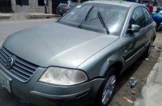Volkswagen Passat 2003 Green for sale