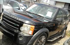 Sell well kept 2007 Land Rover LR3 suv automatic in Ikeja