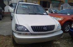 Lexus RX 2000 White for sale