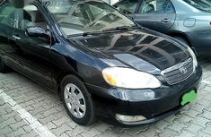 Need to sell high quality blue 2007 Toyota Corolla automatic in Abuja