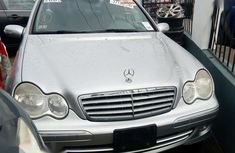 Authenticused 2005 Mercedes-Benz C320 for sale at price ₦1,850,000