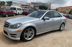 Mercedes-Benz C300 2014 Silver for sale