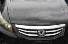 Used black 2008 Honda Accord car automatic at attractive price