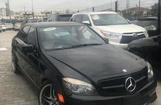 Sell cheap black 2011 Mercedes-Benz C300 automatic