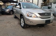 Sell high quality 2005 Lexus RX automatic at price ₦3,420,000
