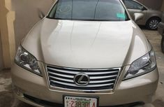 Lexus ES 2011 350 Gold for sale