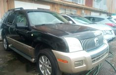Very sharp neat 2007 Mercury Mountaineer for sale in Ikeja