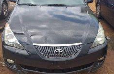 Best priced used black 2005 Toyota Solara sedan automatic