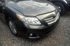 Used 2008 Toyota Corolla automatic at mileage 132,534 for sale in Ikeja