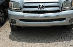 Used grey 2002 Toyota Tundra car automatic at attractive price