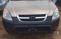 Selling 2005 Honda CR-V suv  automatic in Owerri