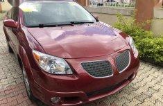 Need to sell cheap used 2005 Pontiac Vibe sedan in Abuja