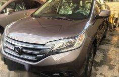 Sell cheap brown 2014 Honda CR-V at mileage 102