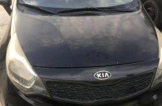 Sell 2012 Kia Rio sedan manual in Lagos