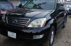 Sell neatly used 2005 Lexus GX at mileage 100,000