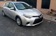 Sell high quality 2014 Toyota Corolla automatic at price ₦4,900,000