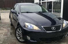 Need to sell high quality 2007 Lexus IS at price ₦3,200,000 in Lagos