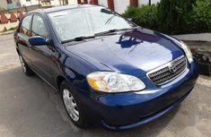 Used 2007 Toyota Corolla automatic at mileage 86,169 for sale in Lagos