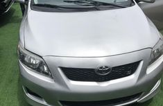 Selling grey 2010 Toyota Corolla at cheap price