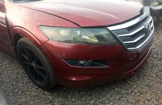 Sell super clean red 2010 Honda Accord CrossTour automatic