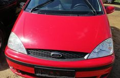 Selling red 2002 Ford Galaxy automatic at price ₦1,250,000