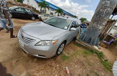 Clean used grey 2008 Toyota Camry sedan automatic for sale in Akure