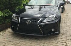 Need to sell used 2012 Lexus IS automatic at cheap price