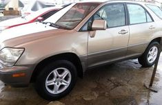 Sell foreign used 2001 Lexus RX at mileage 112,800