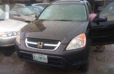 Honda CR-V 2003 Black for sale