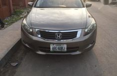 Need to sell high quality 2008 Honda Accord sedan automatic at price ₦1,500,000