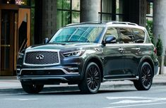 Review of the Infiniti QX80 - the reason why the Cadilac Escalade's shilvering