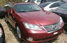 Sell used 2012 Lexus ES automatic in Lagos