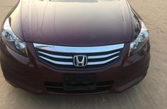 Selling 2012 Honda Accord in good condition in Lagos