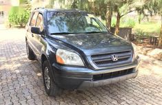Honda Pilot 2005 EX 4x4 (3.5L 6cyl 5A) Gray for sale