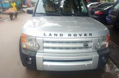 Sell grey 2006 Land Rover LR3 automatic in Lagos