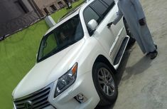 Sell high quality 2015 Lexus LX automatic at price ₦34,000,000
