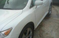 Toyota Venza 2011 V6 AWD White for sale