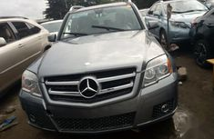 Sell used grey/silver 2010 Mercedes-Benz GLK suv  automatic