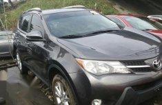 Toyota RAV4 Limited 2014 Gray