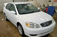 Well maintained 2003 Toyota Corolla for sale in Lagos