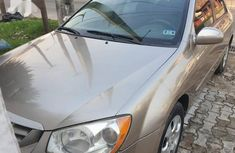 Kia Spectra 2005 Gold for sale