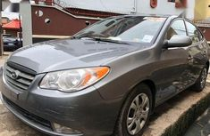 Sell well kept grey 2008 Hyundai Elantra sedan in Lagos